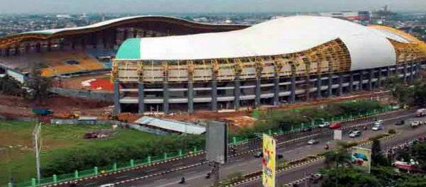 Stadion Bekasi.(ist)