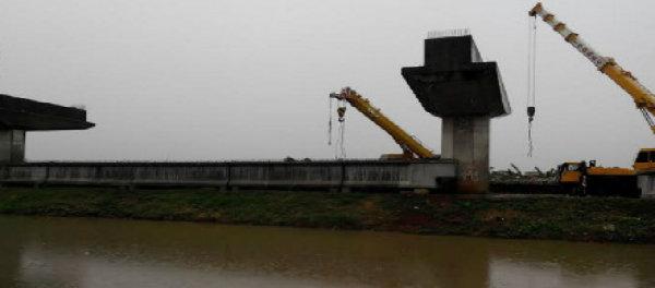 Pembangunan Tol Becakayu.(dok)
