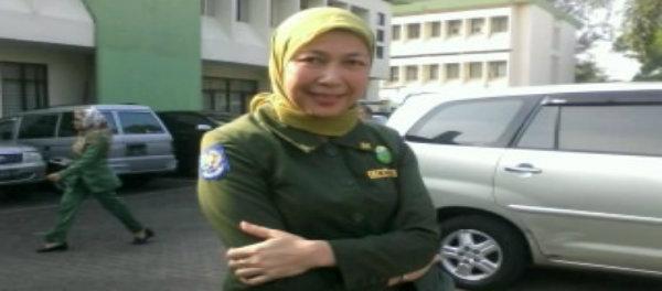 irektur Utama Rumah Sakit Umum Daerah (RSUD) Bekasi Titi Masrifaharti.(ist)