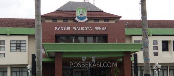 Kantor Walikota Bekasi.(Feri)