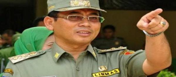Walikota Bekasi, Rahmat Effendi.