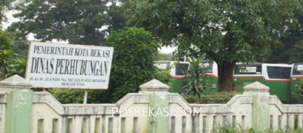 Dishub Kota Bekasi.(Idam)