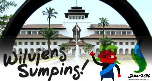 PON Jawa Barat 2016.[Ist]