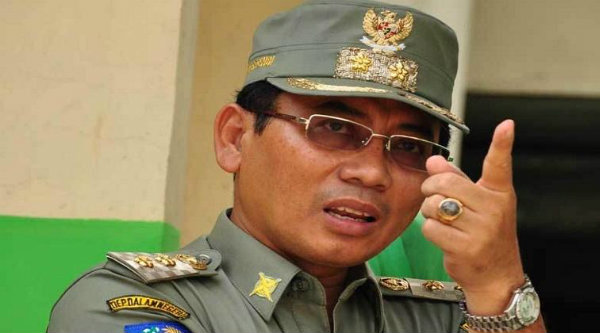 Walikota Bekasi, Rahmat Effendi.[Dok]