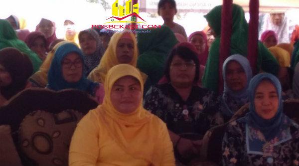 Bupati Bekasi Dr. Hj. Neneng Hasanah Yasin.[FER]