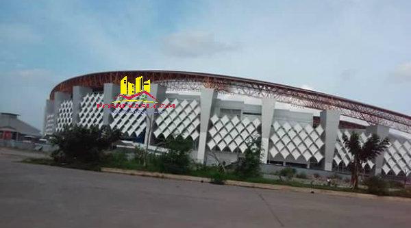 Stadion Wibawa Mukti.[DOK]