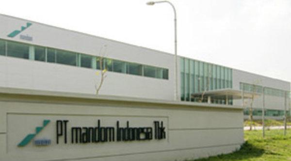 PT Mandom Indonesia.[DOK]