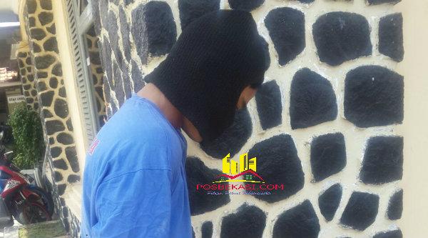 Nur Ali pelaku pengeroyok Irfan hingga tewas diringkus polisi.[IDH]