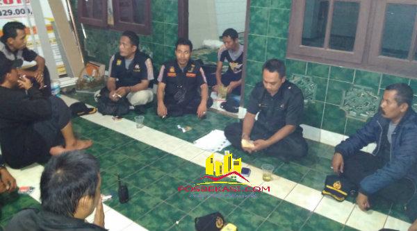 Pertemuan Pokdar Setu mengevaluasi program Kamtibmas di wilayah Kecamatan Setu.[IDH]