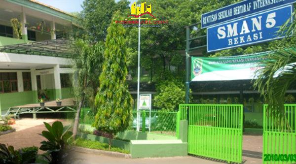 SMAN 5 Kota Bekasi.[DOK]