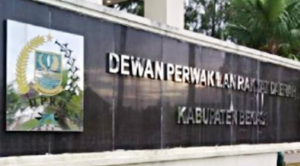 DRPD Kabupaten Bekasi.[DOK]