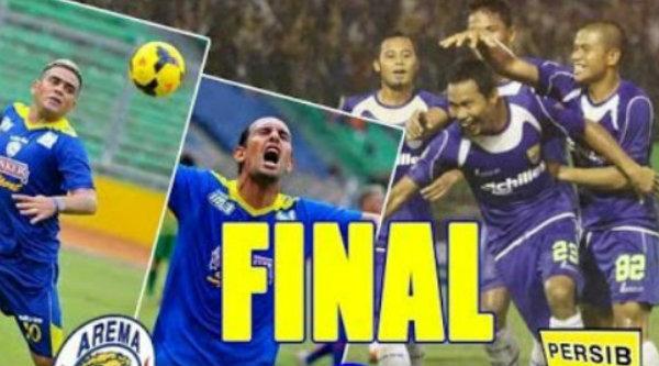 Final Piala Bhayangkara 2016.