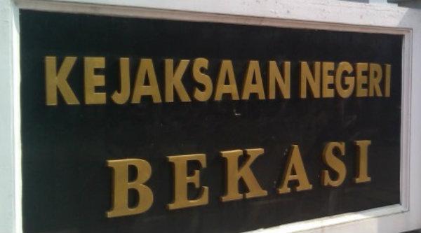 Kejaksaan Negeri Kota Bekasi.[DOK]