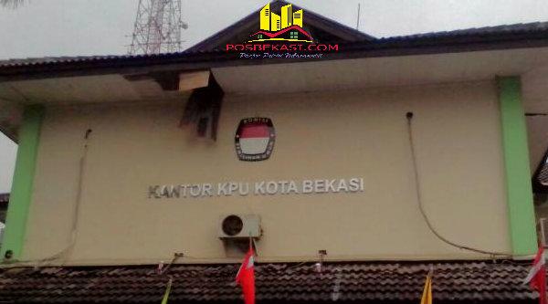 KPU Kota Bekasi.[FER]