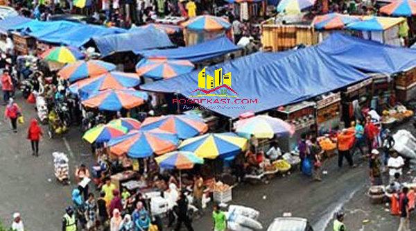 Pasar Cikarang Tradisional.[DOK]
