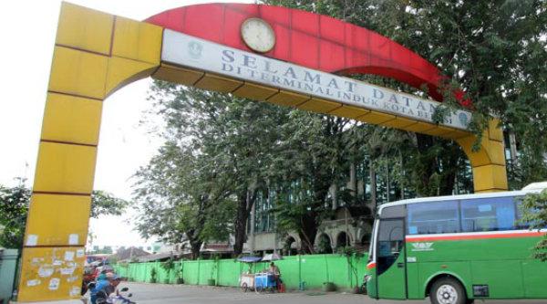 Terminal Kota Bekasi.[DOK]