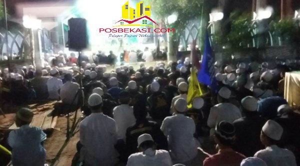 Isra Miraj di Masjid Baitul Mutakin, Perumhan Bekasi Timur Regensi.[SOF]