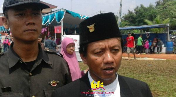 Ketua DPP LDII Kota Bekasi Rathoyo Rasdan.[IDH]