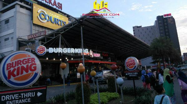 Mega Mall Bekasi.[YAN]