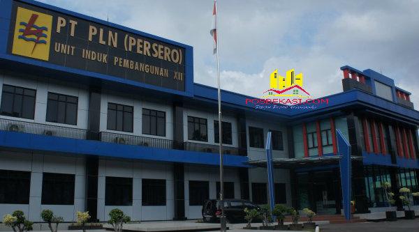 PT.Perusahaan Listrik Negara (PLN) Area Pelayanan Jaringan Bekasi.[DOK]