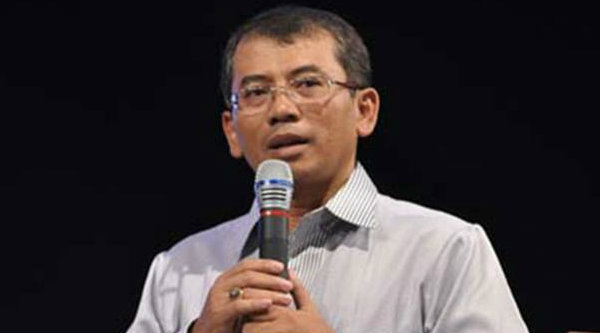 Walikota Bekasi, Rahmat Effendi.{DOK]