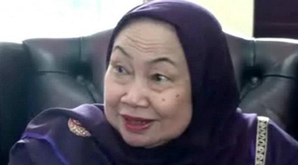 Mantan Menteri Pemberdayaan Perempuan, Hj Tuty Alawiyah.[DOK]
