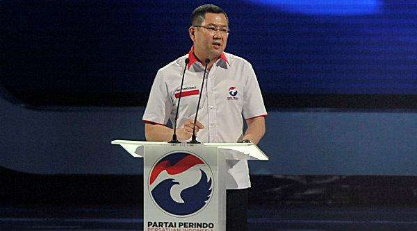 Ketua Umum Perindo, Hary Tanoesoedibjo.[DOK]