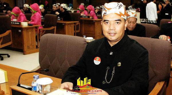 Anggota DPRD Provinsi Jawa Barat, daerah pemilihan Kabupaten Bekasi, H.Syahrir,SE.[DOK]