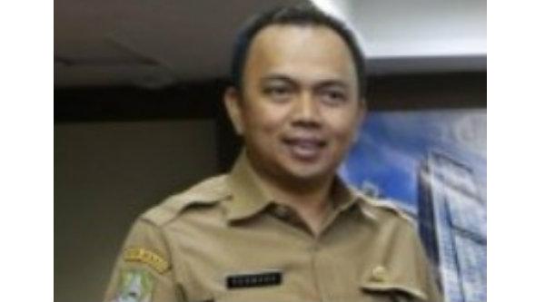 Kepala Dinas Tata Kota Bekasi, Koswara.[DOK]
