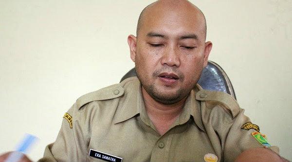 Kepala Bapeda Kabupaten Karawang, Eka Sanatha