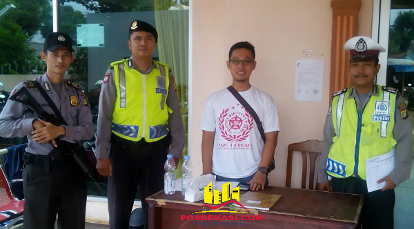 Pos Pengaduan vaksin palsu di RS Kartika Husada Bekasi.[SOF]
