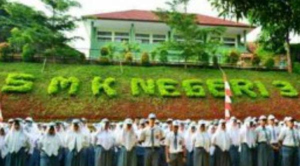 SMKN 3 Kota Bekasi