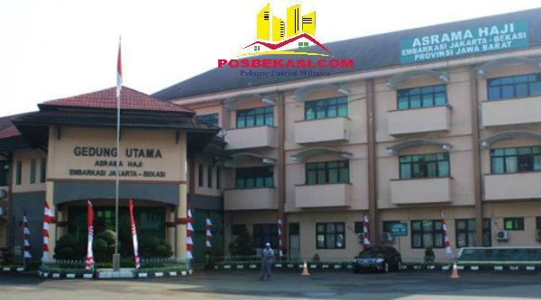 Asrama Haji Kota Bekasi.[DOK]