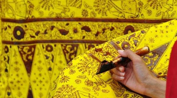 Batik Bekasi.[IST]