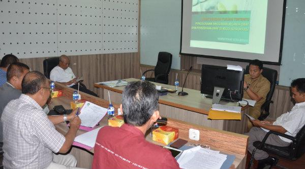 Representasi anggaran dan persediaan obat pada RSUD Kota Bekasi.[IDH]
