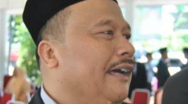 - Kepala Kantor Kementerian Agama Kabupaten Karawang, Sopian.[DOK]