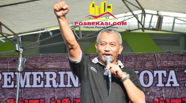 Walikota Bekasi Ahmad Syaikhu.[IDH]