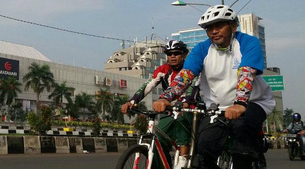 Wakil Walikota Bekasi Ahmad Syaikhu