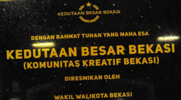 Kedutaan Besar Bekasi