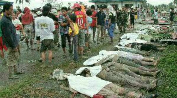 Korban meninggal dunia akibat banjir bandang Garut.[IST]