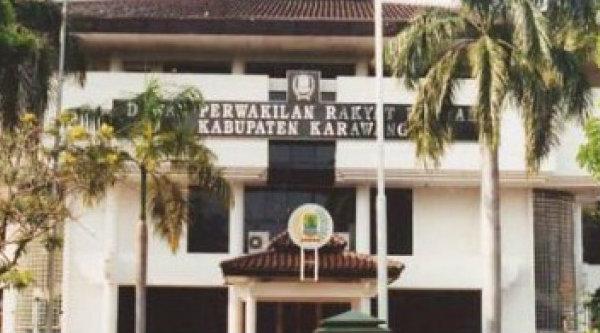 DPRD Kabupaten Karawang.[DOK]