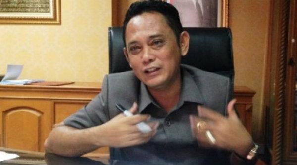 Ketua DPRD Kabupaten Bekasi, Eka Supriatmaja.[IST]