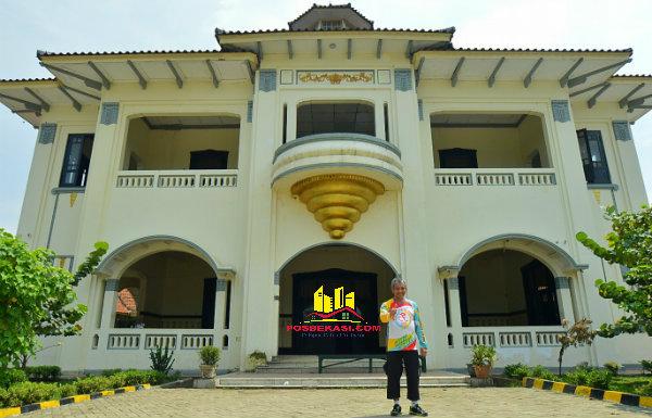Wakil Walikota Bekasi Ahmad Syaikhu di Gedung Juang 45 Tambun, Kabupaten Bekasi, Minggu 18 September 2016.[ISH]