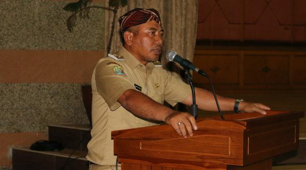 Walikota Bekasi Rahmat Effendi.[ISH]