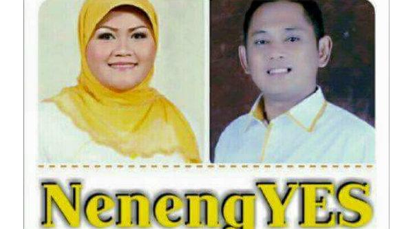 Pasangan Neneng Hasanah Yasin-Eka Supriatmaja (YES)