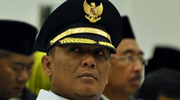 Wakil Bupati Karawang, Ahmad Zamakhsyari.[IST]