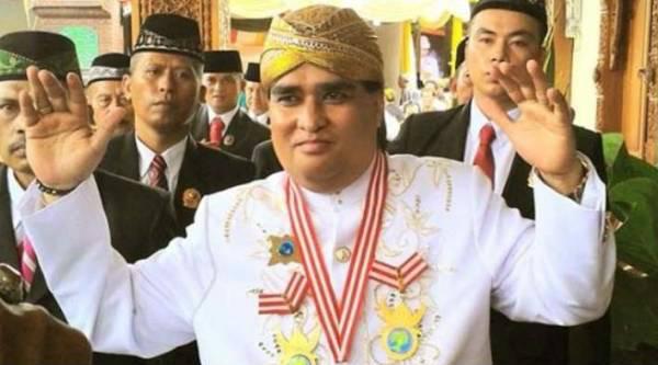 Pelaku penipuan, Taat Pribadi alias Kanjeng Dimas.[IST]