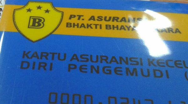 Asuransi Bhakti Bhayangkara.[IST]