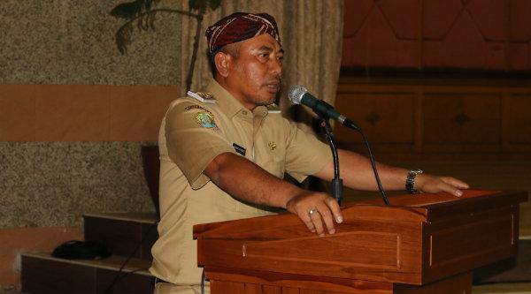 Walikota Bekasi, Rahmat Effendi.[BEN]