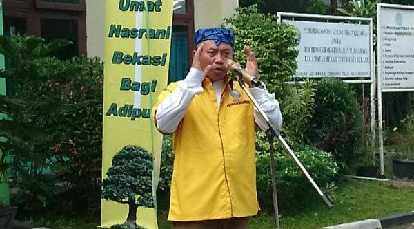 Walikota Bekasi, Dr. Rahmat Effendi.[DOK]